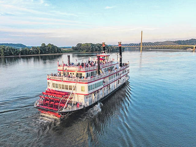 The Belle of Cincinnati will once again visit Portsmouth and still have some available openings.