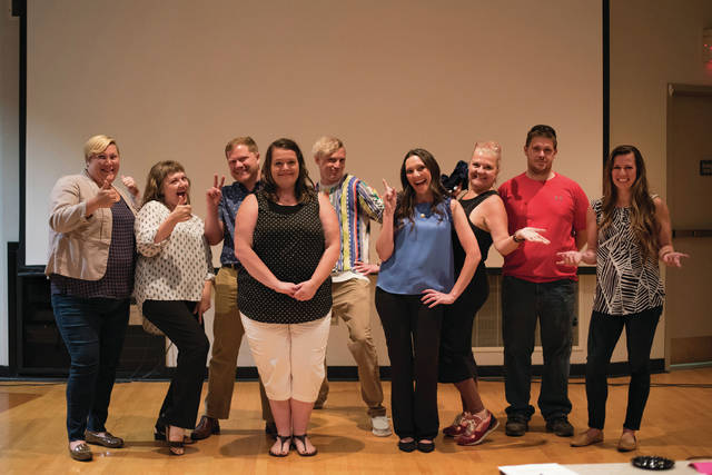 Participants in the inaugural Ignite Portsmouth event took part in a six-week boot camp to receive support towards implementing their business ideas.