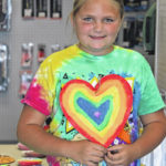 4th grader donates profits to the Steven A. Hunter Hope Fund