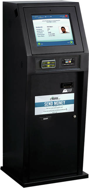 Sheriff Thoroughman states that his office now offers an inmate's family and friends an easy, immediate way to provide their loved ones with spending money during their incarceration. All funds are deposited into a kiosk located in the lobby vestibule of the Scioto County Sheriff's Office.