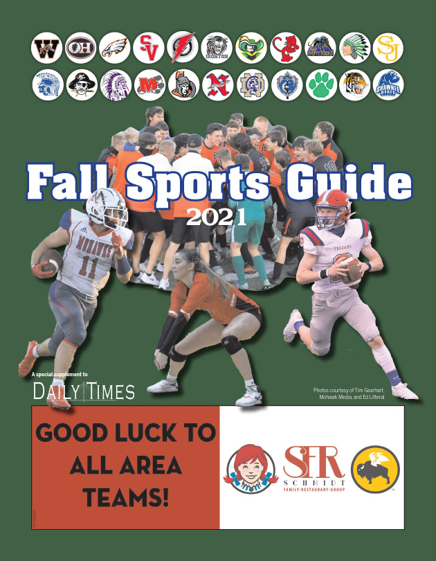 Fall Sports Guide 2021
