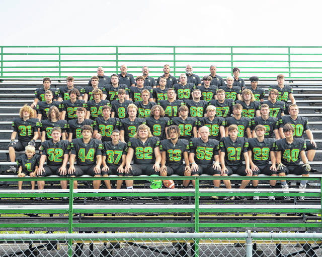 The 2021 Greenup County Musketeers football team