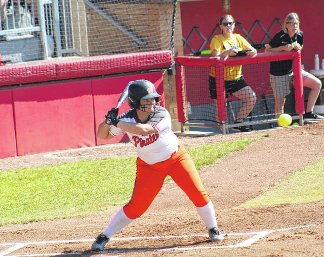 Wheelersburg High School graduate Rylie Hughes will continue her academic and softball career at Shawnee State University.