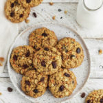 Fall flavors shine in a chewy cookie