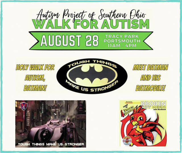 The Autism Project of Southern Ohio will host a walk on Saturday to help spread autism awareness.