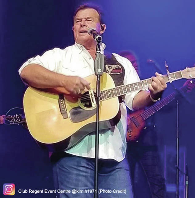 """The country music artist, who has more than 25 top 40 singles, 11 top 10 singles, including two No.1 hits with """"She Don't Know She's Beautiful"""" and """"Love of My Life"""" will take the grandstand stage at 8 p.m. Friday, Aug. 13, playing the classics and introducing new music."""