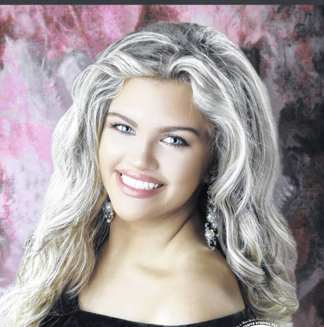 Molly Rose- Miss South Webster