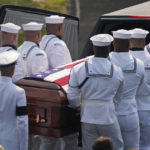 Funeral honors Ohio sailor killed in suicide bomber attack