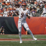 Bengals look to keep going against Bears