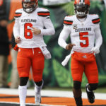 Texans' QB Taylor back to face Mayfield, Browns