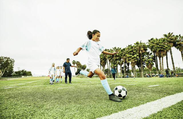 Doctors with the American Academy of Pediatrics Council on Sports Medicine and Fitness note that interest in sports should start with the child, not the parent. Such an approach can ensure kids are playing sports because they want to, and not solely because their parents want them to.