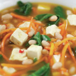 Healthy soup offers many different benefits