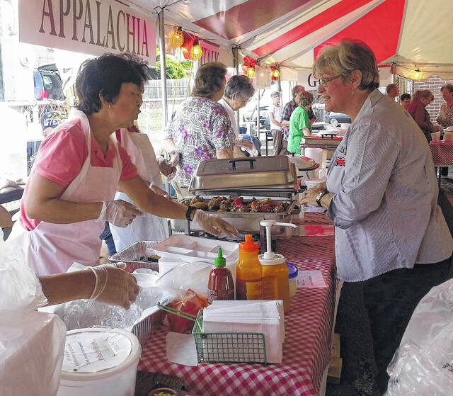The St. Mary's International Festival will kick off this Friday with a wide variety of food. Food will be served at the festival by booths representing American, German, Indian, Italian, Irish, Mexican and Asian dishes.