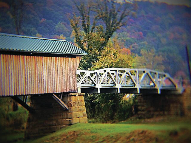 Ohio Historical Society (OHS) hosts the annual festival which has acted as a fundraiser to help restore and maintain the Otway Covered Bridge for more than 20 years.