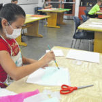 Artist-in-Residency Program at Wheelersburg works with Portsmouth Area Arts Council (PAAC)