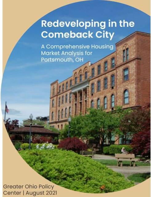 The study provides an in-depth analysis of the market rate and affordable housing markets in the City of Portsmouth. This comprehensive housing market analysis is intended to provide community leaders with resources to complement the housing conversations and policy initiatives already underway and serve as a touchstone to guide local leaders in their continued efforts to address the housing needs of the community.