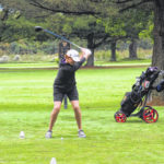 Phillips preps for state golf meet