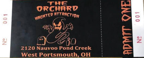 The Orchard Haunted Attraction, located in West Portsmouth, will be open every Friday and Saturday in October.