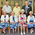 CL Class of '45 marks 70 years