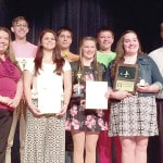 Scholars honored at annual CL Awards Program