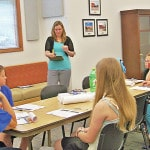 Teens learn about smart banking