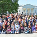 C-L eighth graders make DC trip