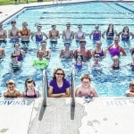 MG swimmers end year