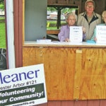 Gleaners support Friends of Cardington