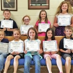 GCS students of the month