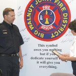 BWJFD promotes new Fire Chief, Asst. Chief