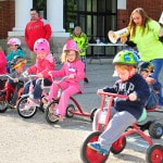 Summer Flashback: Annual Trike-A-Thon kicked off the season