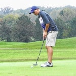 Cardington's Austin Yake qualifies for districts in golf