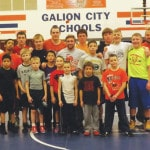 Northmor and Galion to host big wrestling events in October