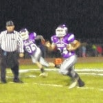 Highland football earns share of Blue Division title with win over Mount Gilead