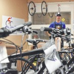 Local bicycle shop has succesful first year
