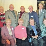 MG Class of 1953 holds 62nd year reunion