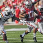 Ohio State's Marshall finds comfort level as returner
