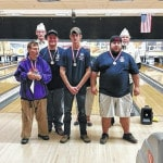 State Special Olympics bowling tournament