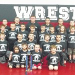 Cardington Youth Wrestling team takes gold at the Jeremy Ammons Memorial Tournament