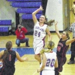 Cardington defense stifles Highland girls Thursday