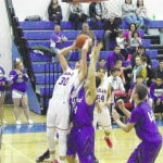 Mount Gilead overcomes Highland Friday to claim boys' win