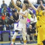 Northmor holds on after Highland rally Saturday