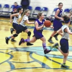 MG sixth grade girls split pair of games; Scot eighth grade girls win