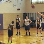MG sixth grade girls snare another win