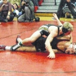 Northmor claims Blue Division crown at league wrestling meet