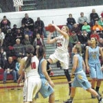 Cardington girls edged by River Valley in tense back-and-forth game
