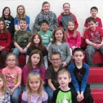 Cardington-Lincoln Elementary announces its students of the month