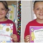 Highland Elementary fourth grade students complete reading challange