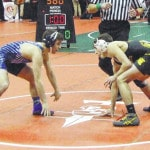 Local wrestlers compete at state