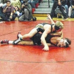 Northmor's Conan Becker earns fifth place at state wrestling meet